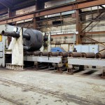 1200-ton Cauffiel Coil and Plate Leveler