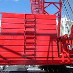 Crane Counterweight 001
