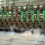 Oxy-fuel Burn Machine