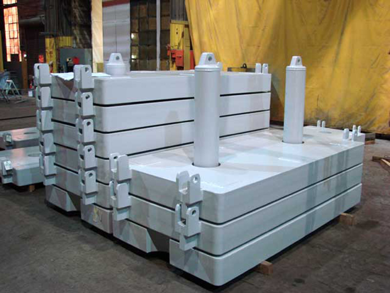 Counterweights Lb Steel