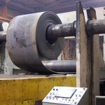 1200-ton Cauffiel Coil and Plate Leveler - View 2
